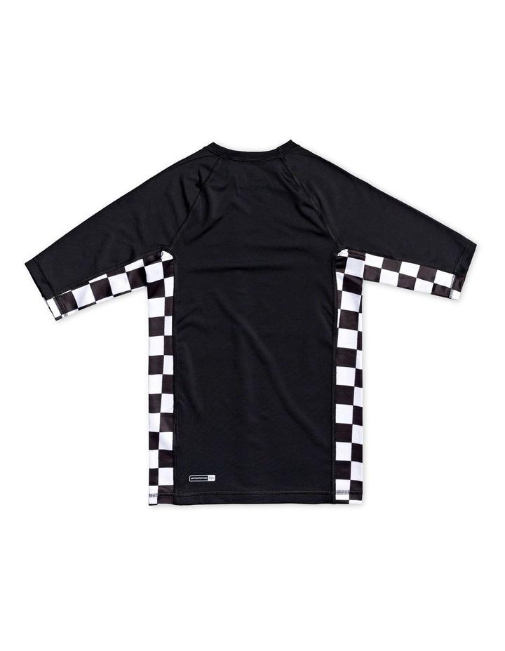 Check This - Long Sleeve UPF 50 Rash Vest for Boys 8-16 image 2