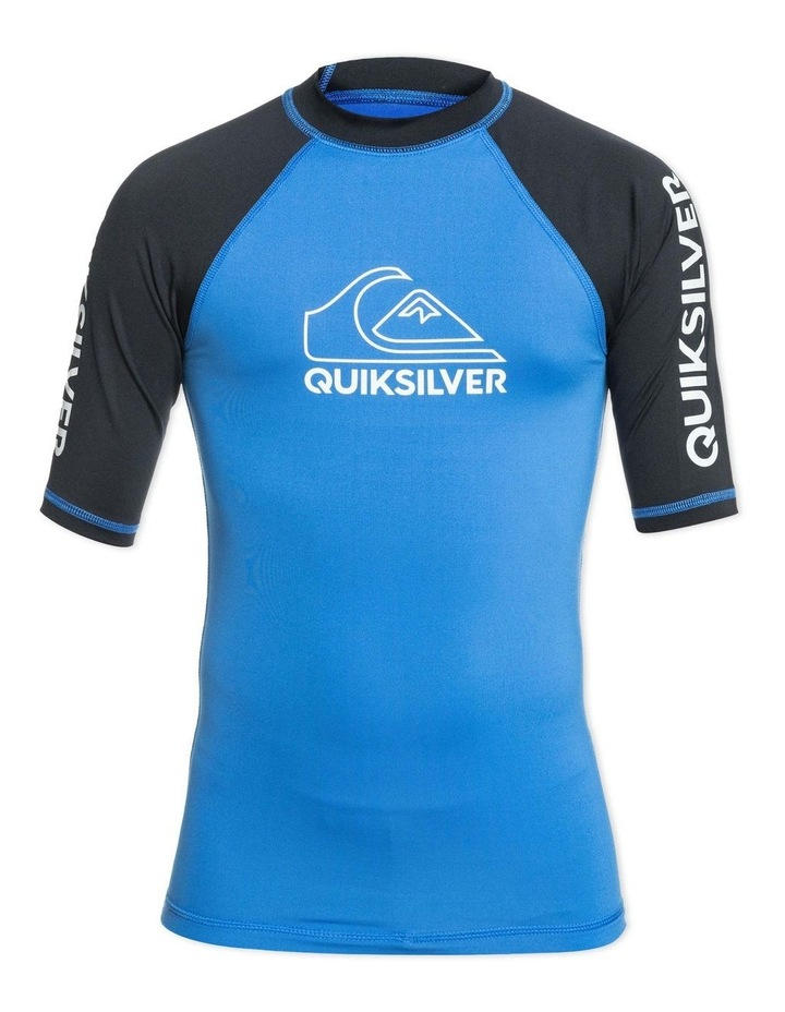 On Tour - Short Sleeve UPF 50 Rash Vest image 1