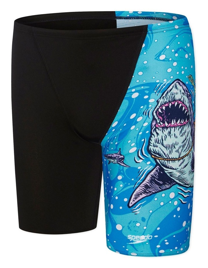 Boys Shark Rodeo Jammer image 1