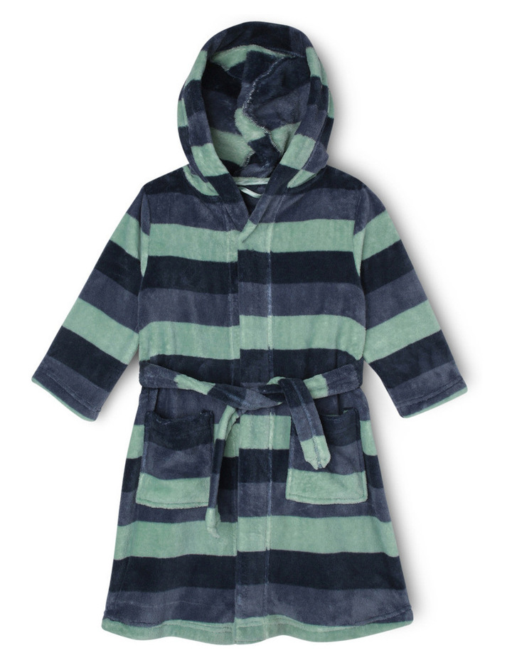 Essentials Hooded Gown image 1