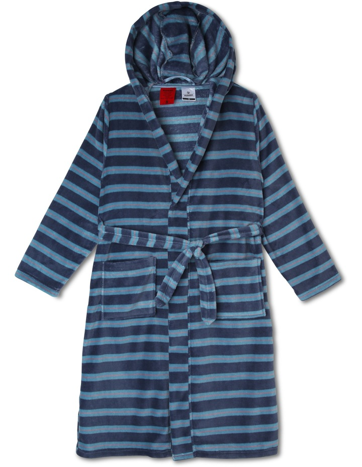 Striped Gown image 1