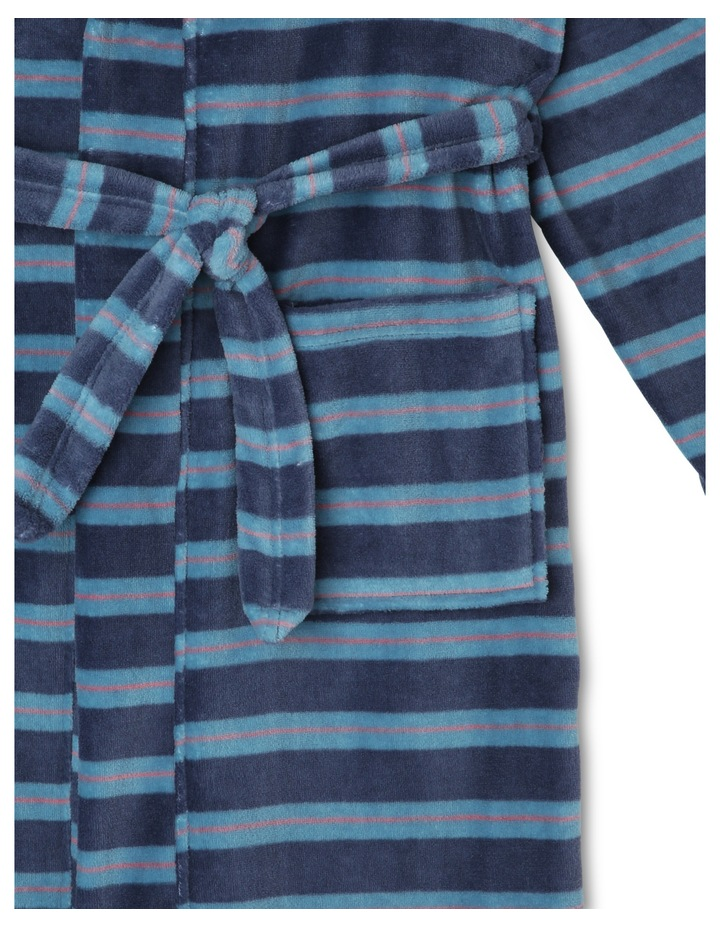 Striped Gown image 2