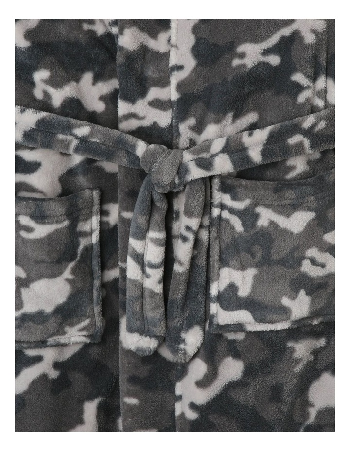Camouflage Gown image 3