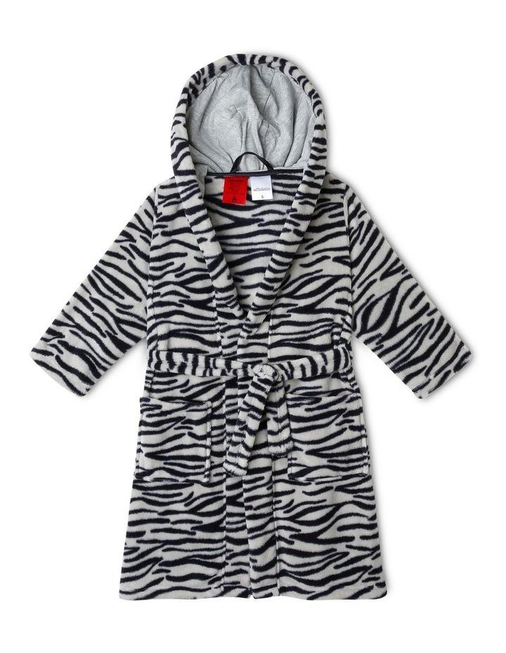 Zebra Print Gown image 1