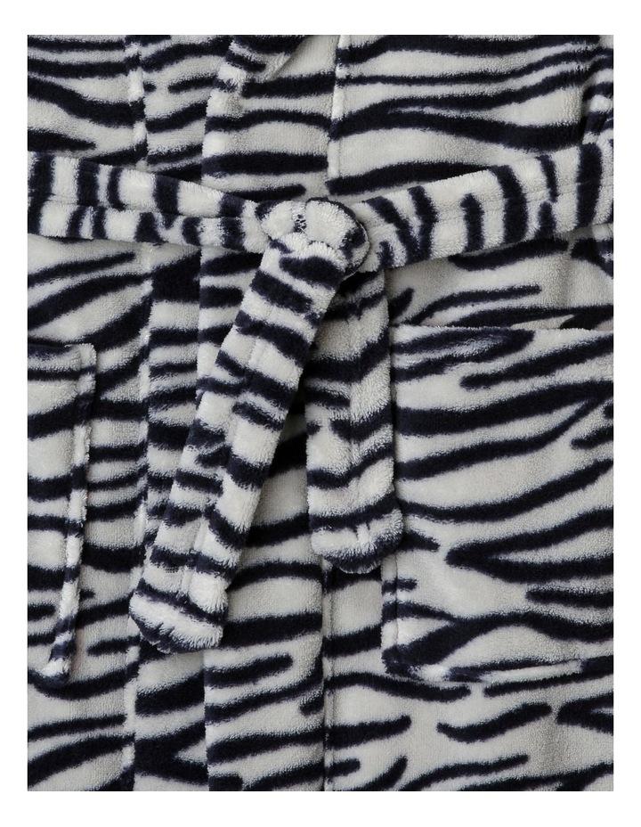 Zebra Print Gown image 2