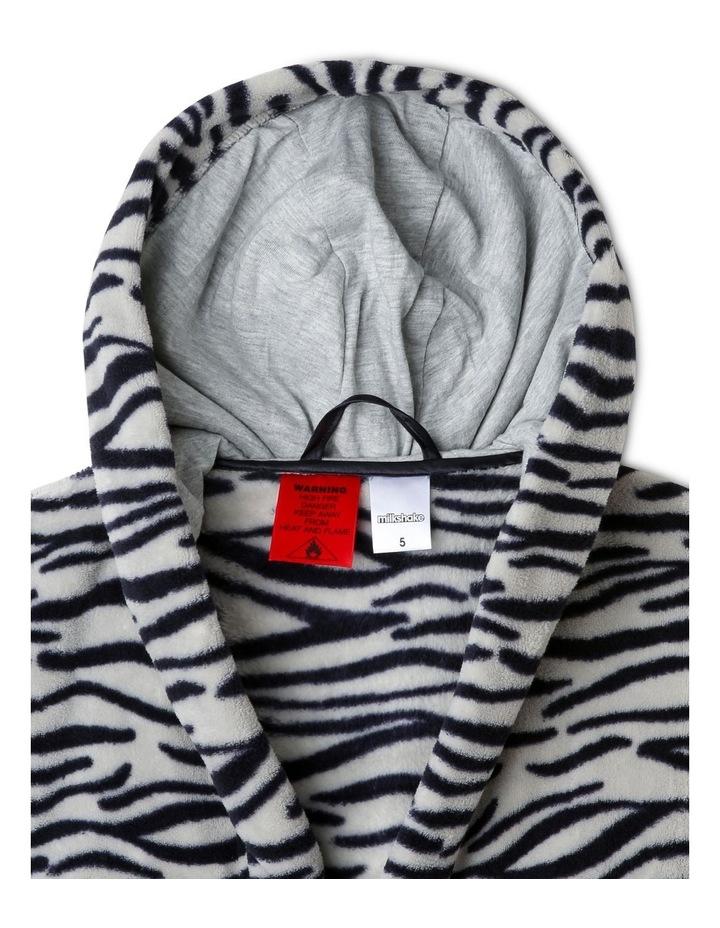 Zebra Print Gown image 3