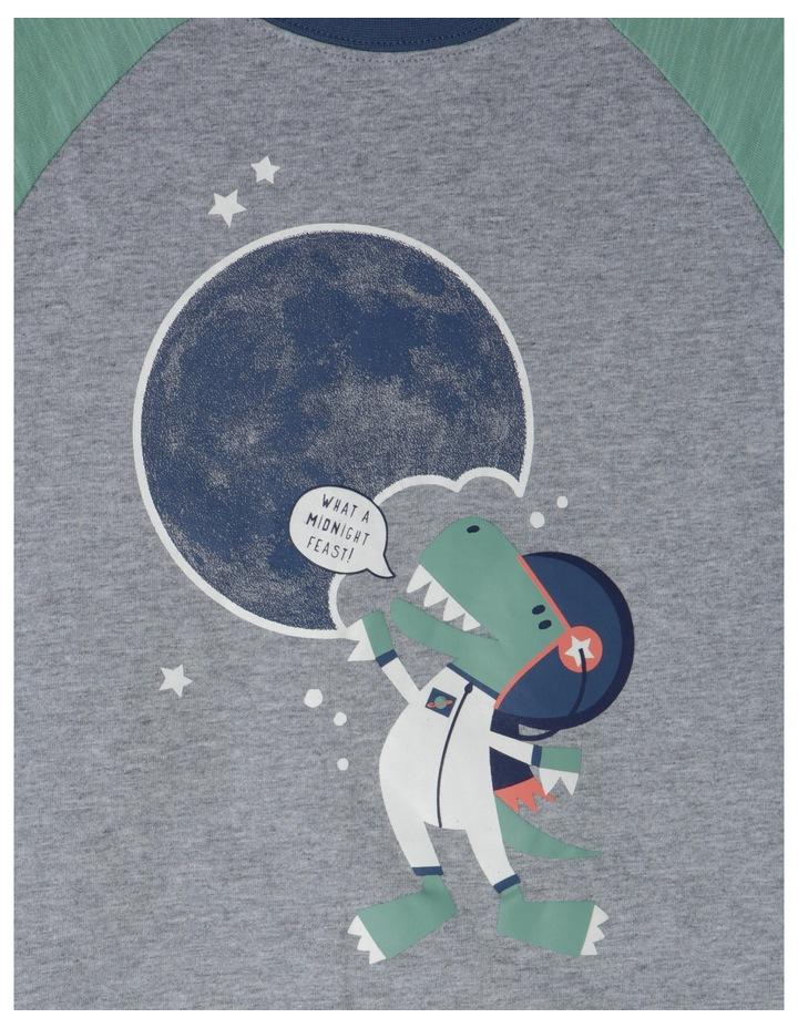 Moon and Dino Pyjama image 2