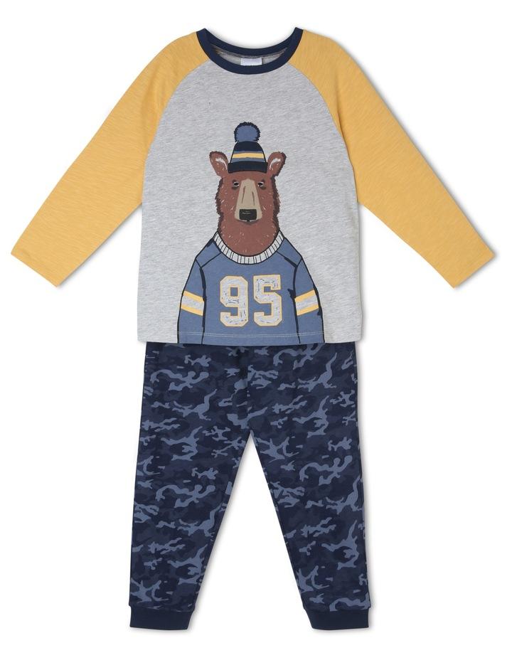Sporty Bear Pyjama image 1
