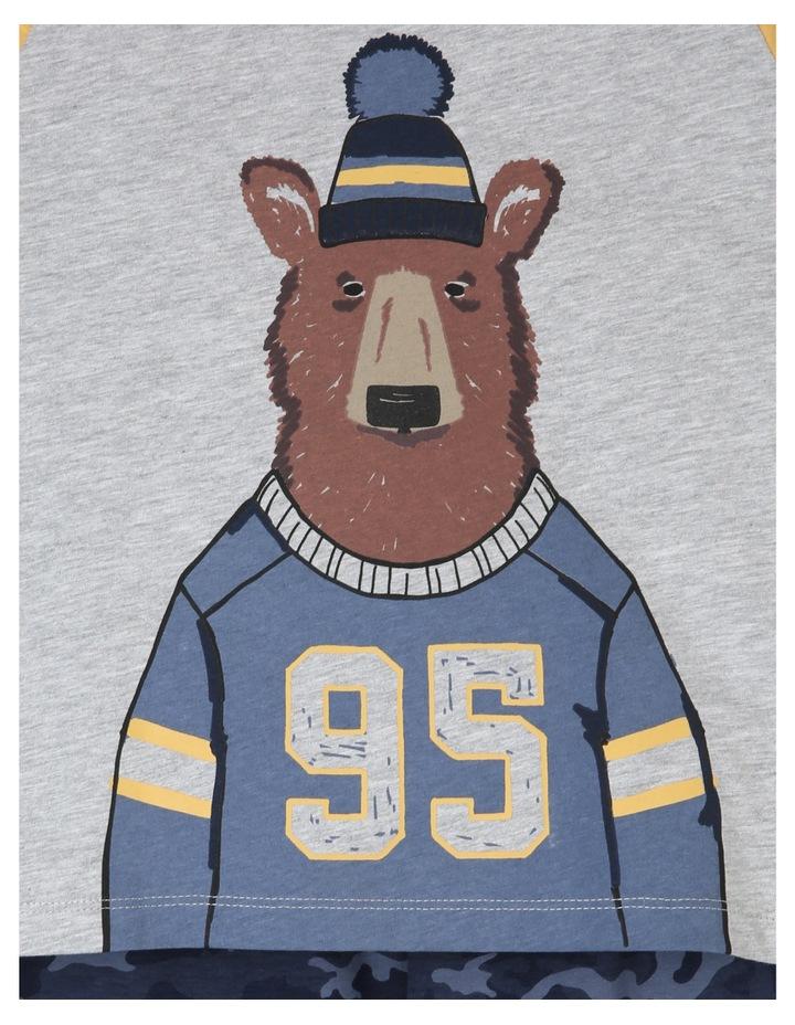Sporty Bear Pyjama image 2