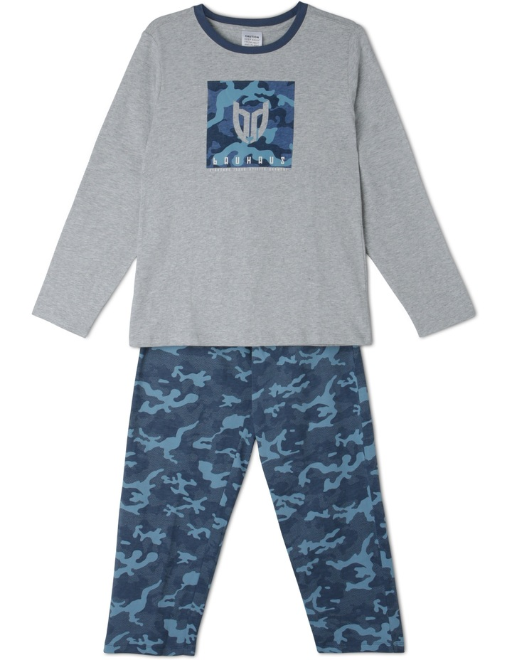 Camo Logo Pyjama image 1