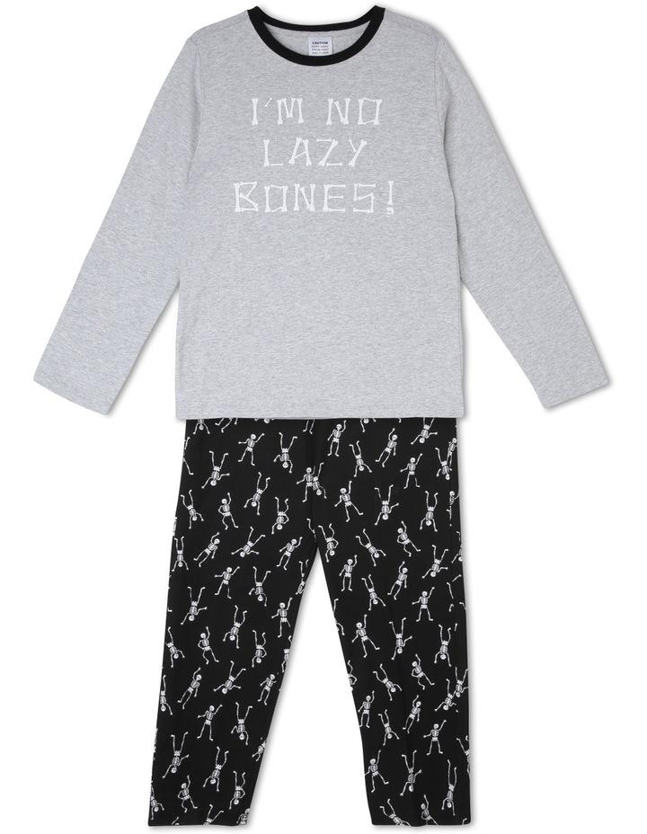 Not Lazy Bones Pyjama image 1