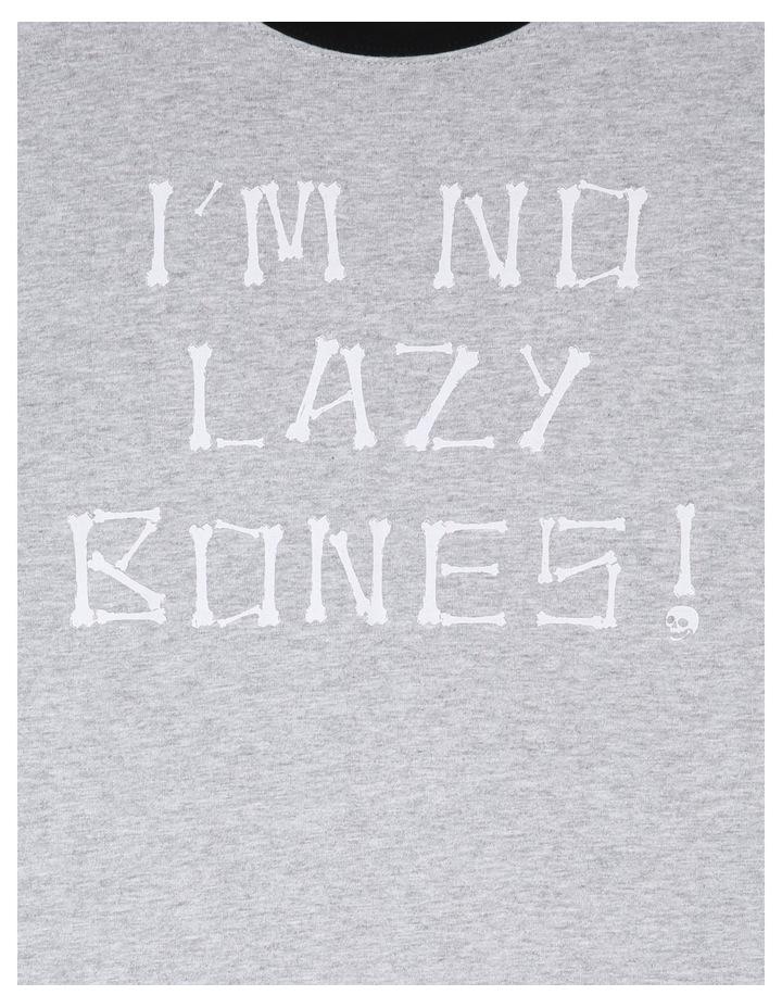Not Lazy Bones Pyjama image 2
