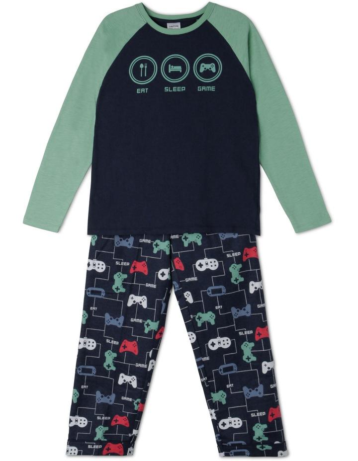 Eat Sleep Game Pyjama image 1
