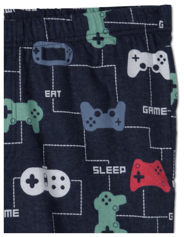 Eat Sleep Game Pyjama image 3