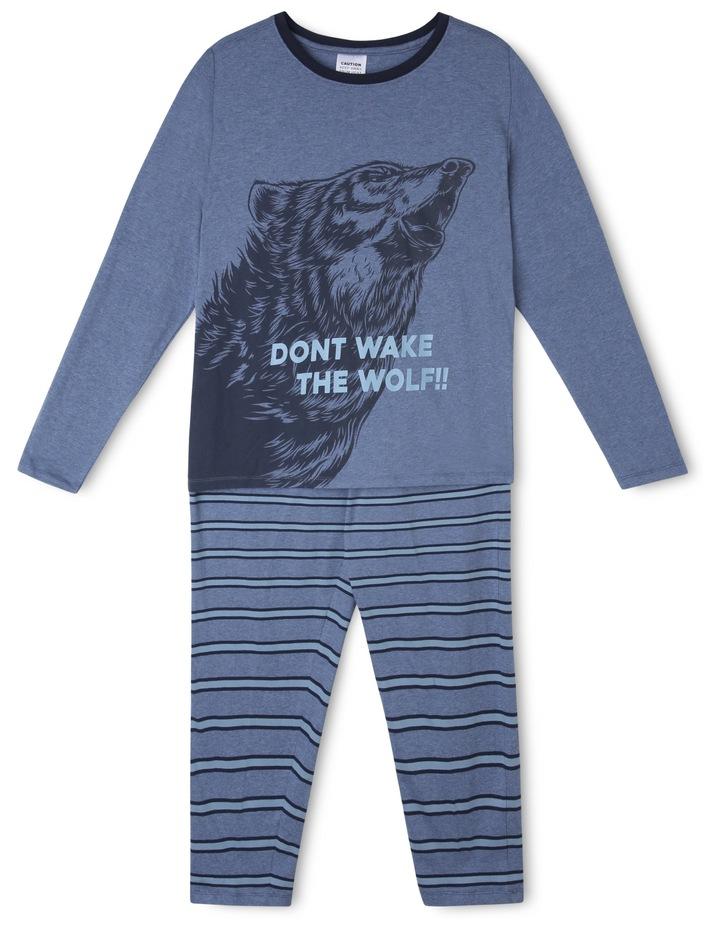 Don't Wake the Wolf Pyjama image 1