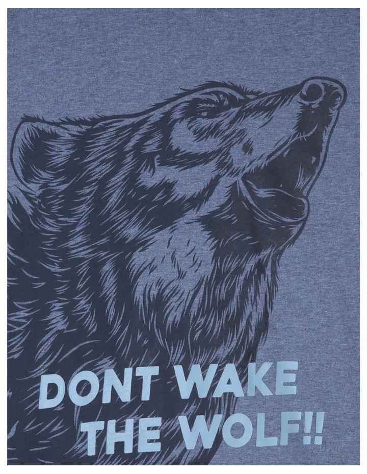 Don't Wake the Wolf Pyjama image 2