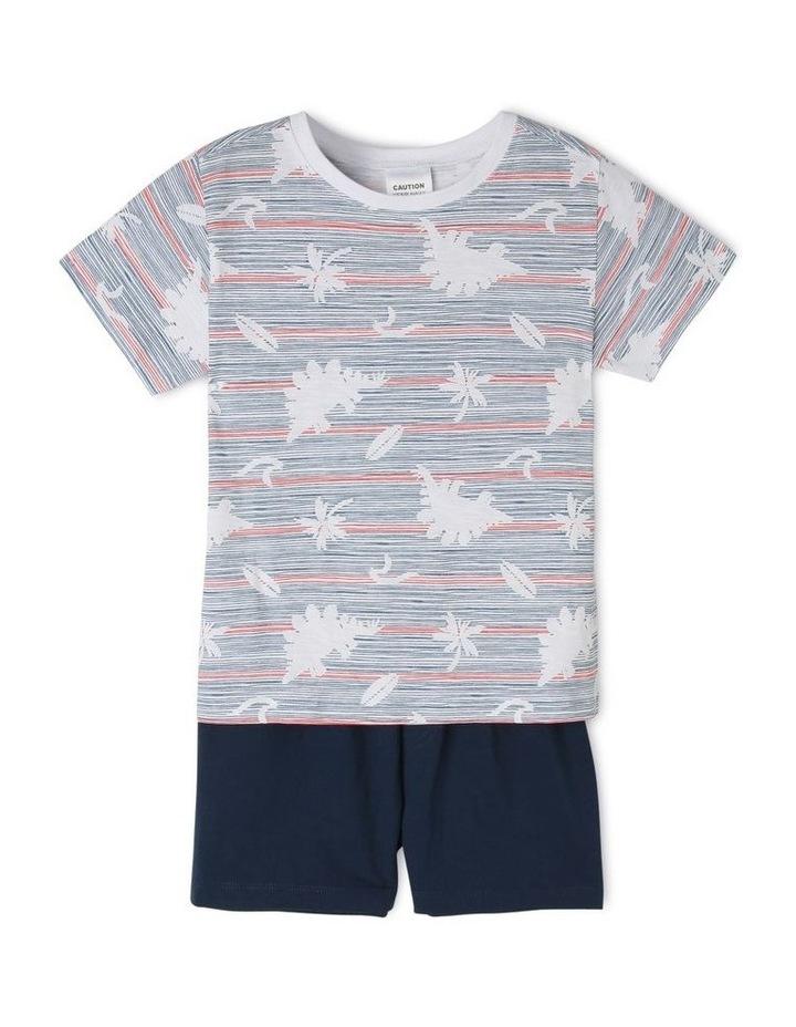 Dino Stripe Pyjama image 1