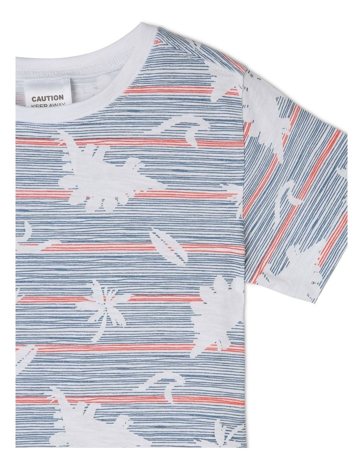 Dino Stripe Pyjama image 2