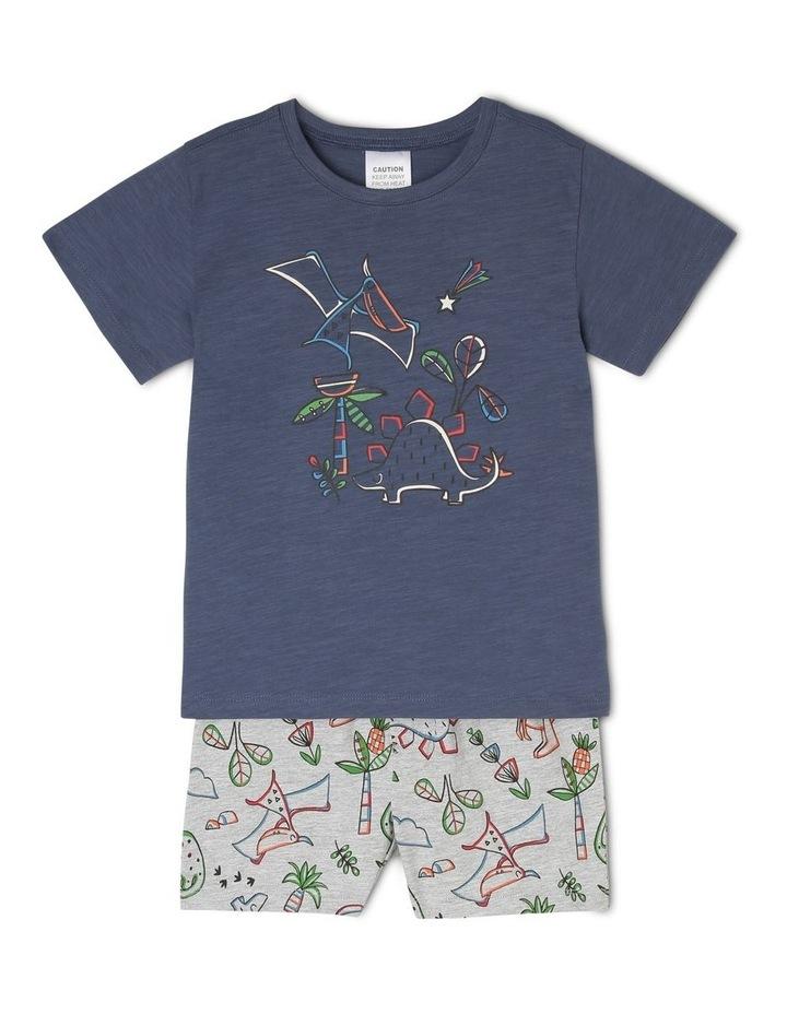 Dino In Paradise Pyjama image 1