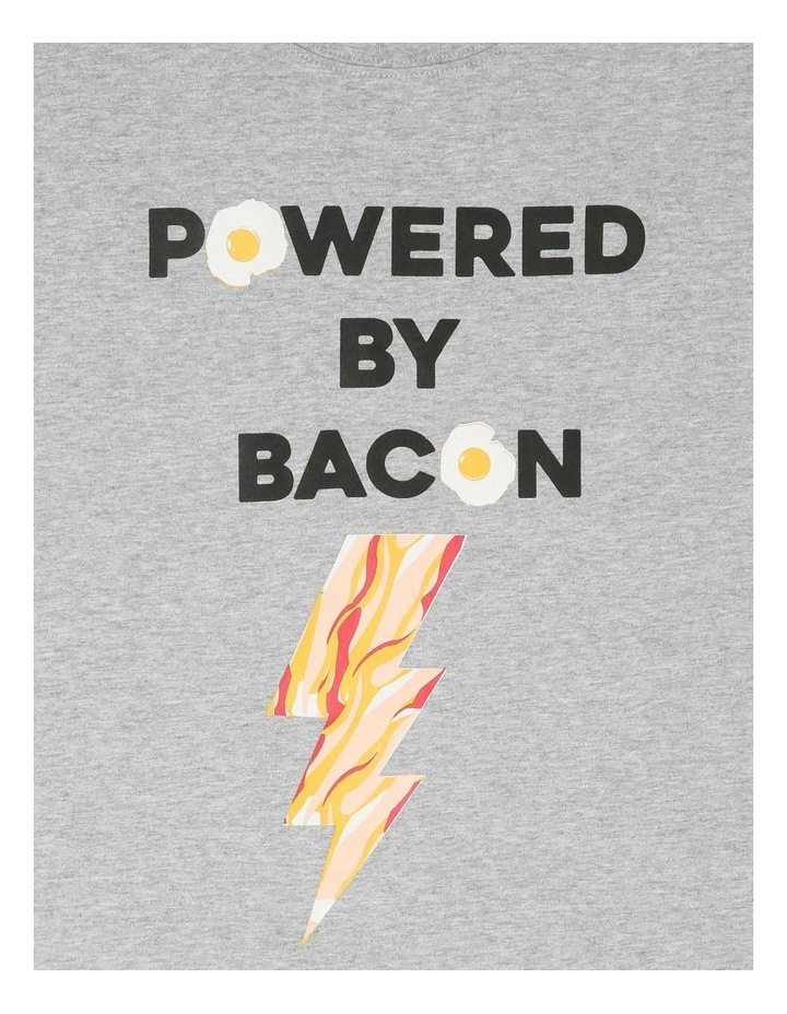 Powered By Bacon Pyjama Set image 2