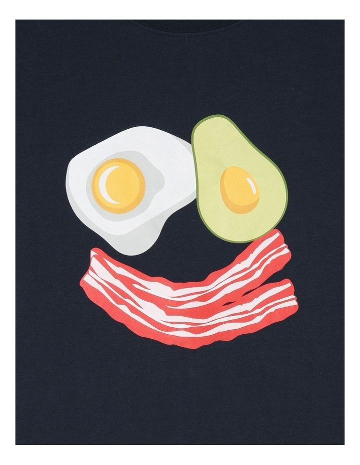 Avocado, Eggs and Bacon Pyjama Set image 2