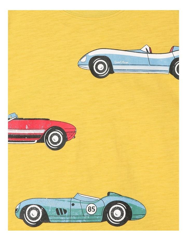 Boys Retro Race Pyjamas image 2