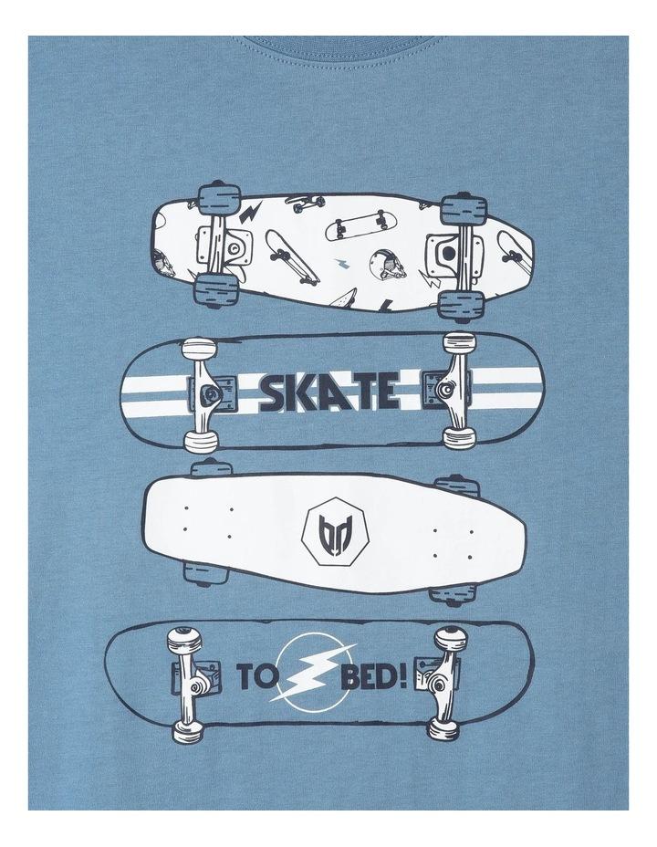 Skateboard Pyjama Set image 2