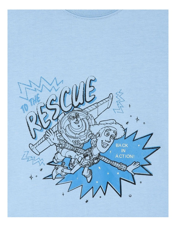Toy Story 4 'To The Rescue' Sleep Shirt image 2
