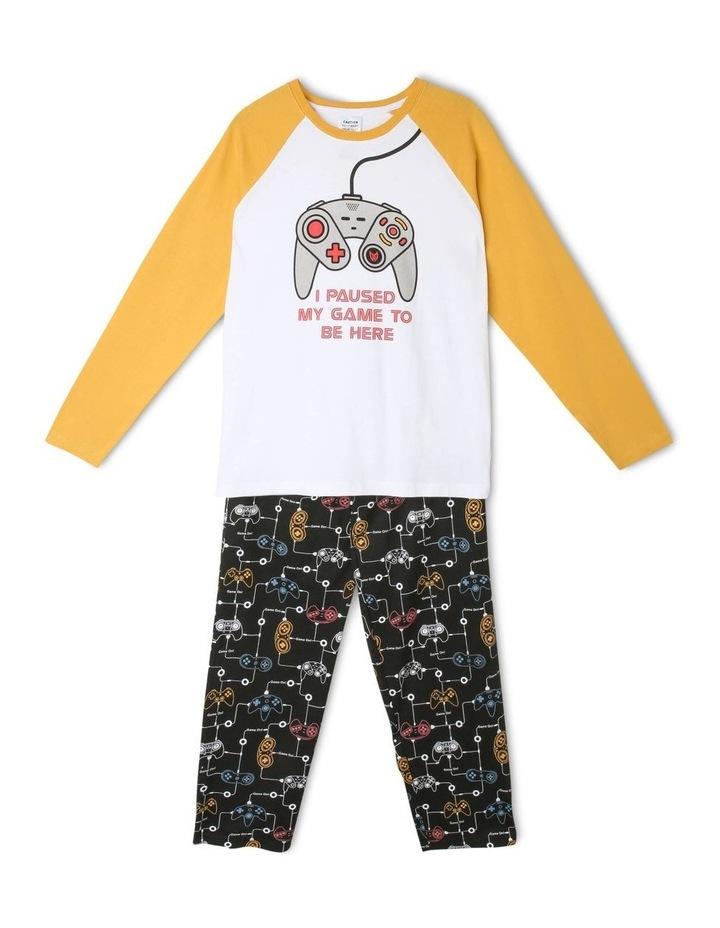 Retro Game Controller Knit Pyjamas image 1