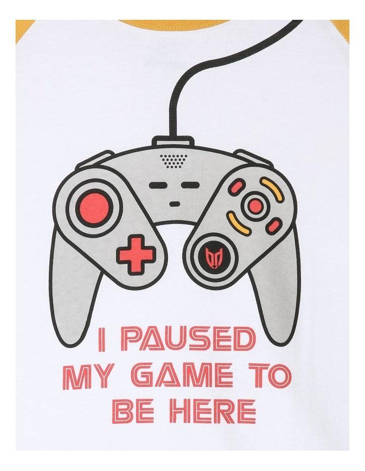 Retro Game Controller Knit Pyjamas image 2