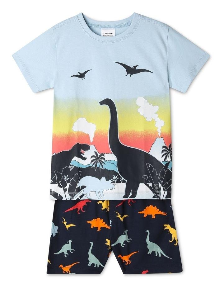 Dinosaur Jungle Pyjama Set image 1