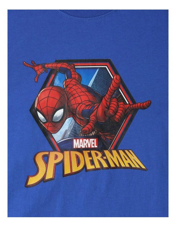 Spiderman Blue Pyjama Set image 2