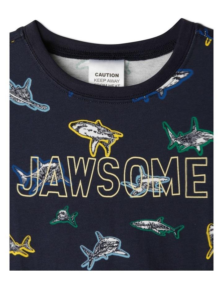 Jawsome Pyjama Set image 2