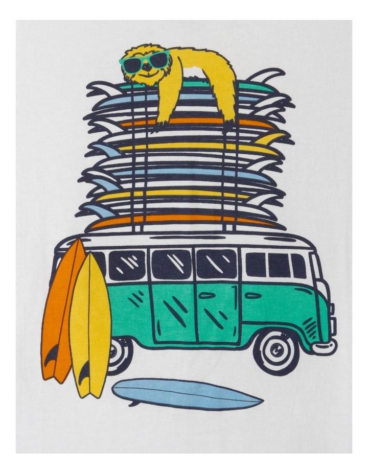 Surfing Sloths Pyjama image 2