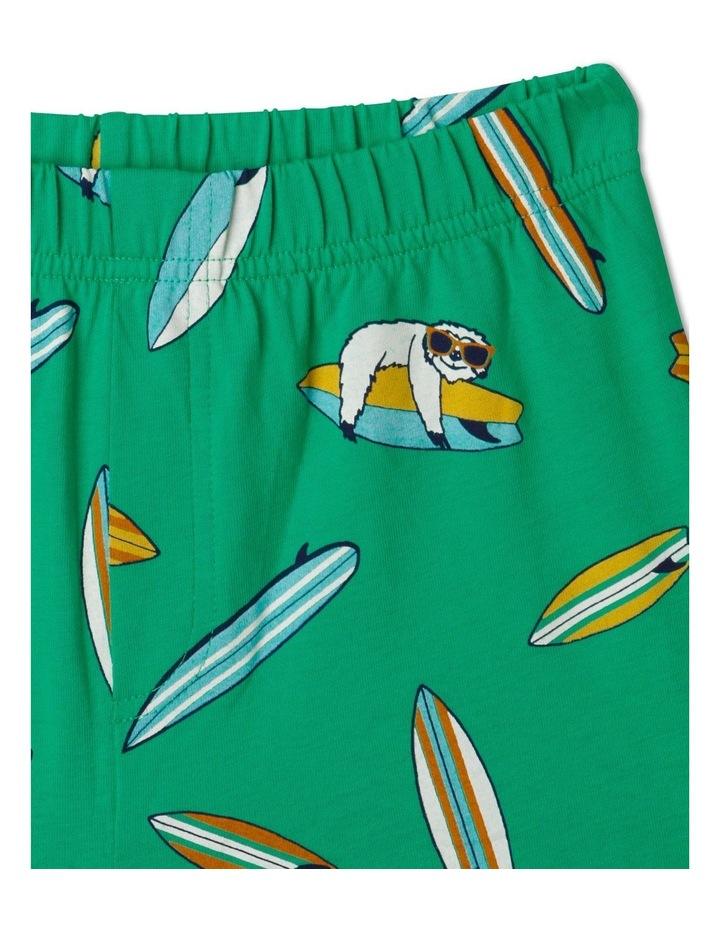 Surfing Sloths Pyjama image 4