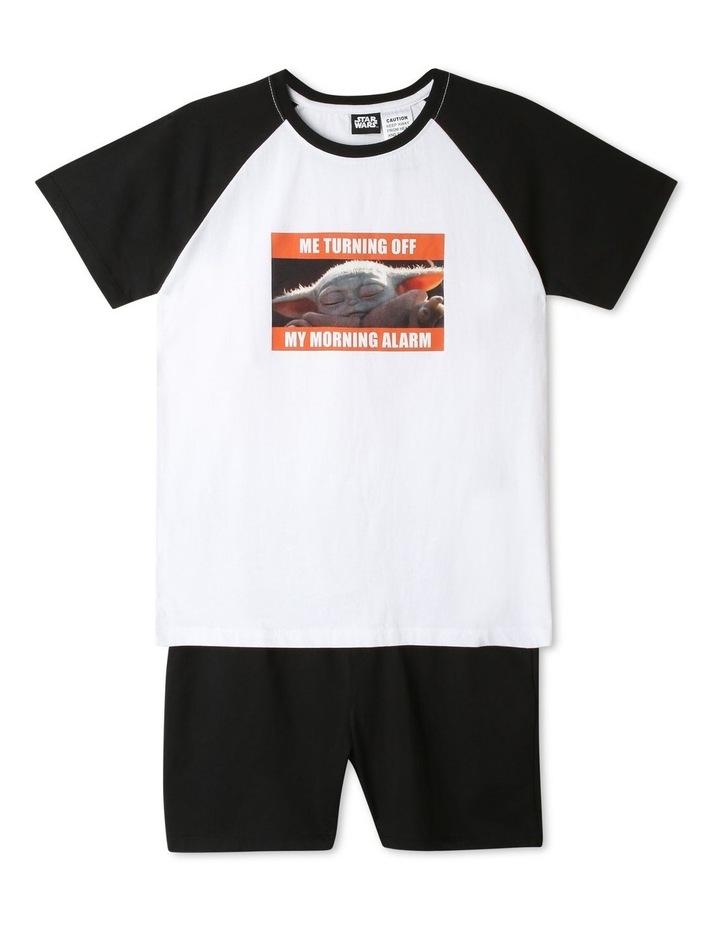 Baby Yoda Pyjama Set image 1