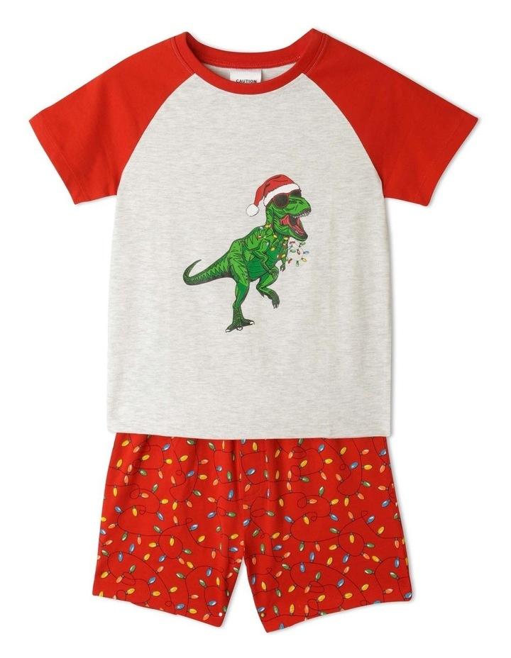 Xmas Dino Pyjamas image 1