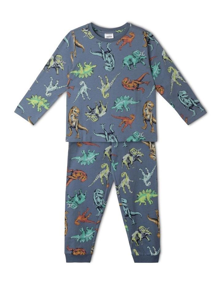 Dino Time Pyjama Set image 1