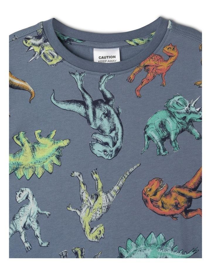 Dino Time Pyjama Set image 2