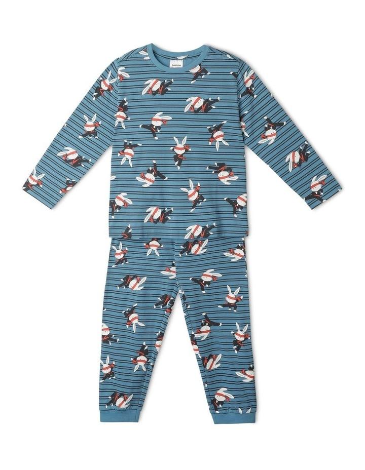 Ninja Bunny Pyjama Set image 1