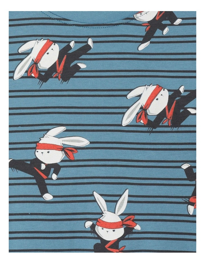 Ninja Bunny Pyjama Set image 2