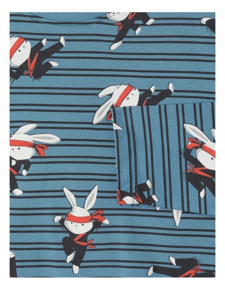 Ninja Bunny Pyjama Set image 3