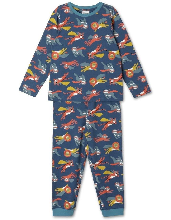 Jungle Superheroes Pyjama Set image 1