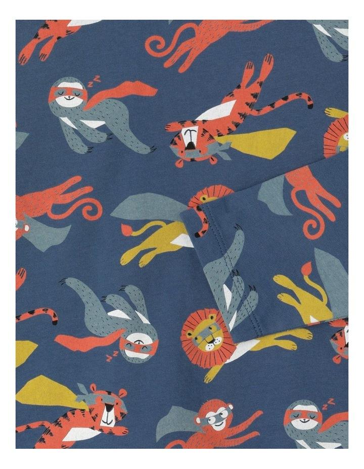 Jungle Superheroes Pyjama Set image 4