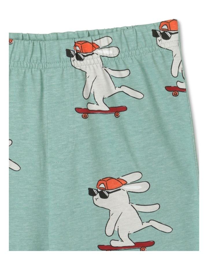 Skater Bunny Pyjama Set image 5
