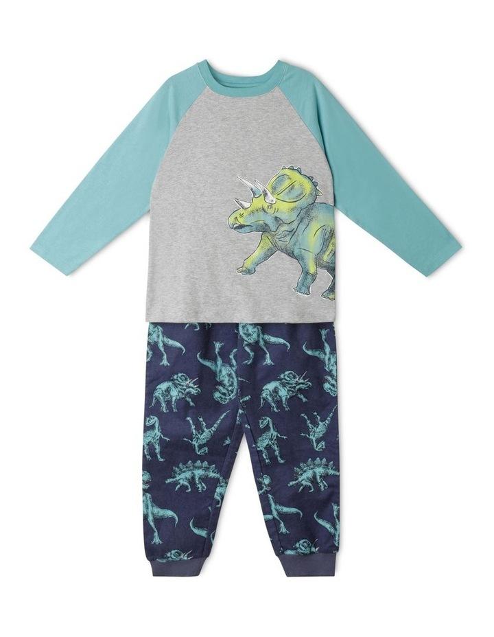 Triceratops Dino Pyjama Set image 1