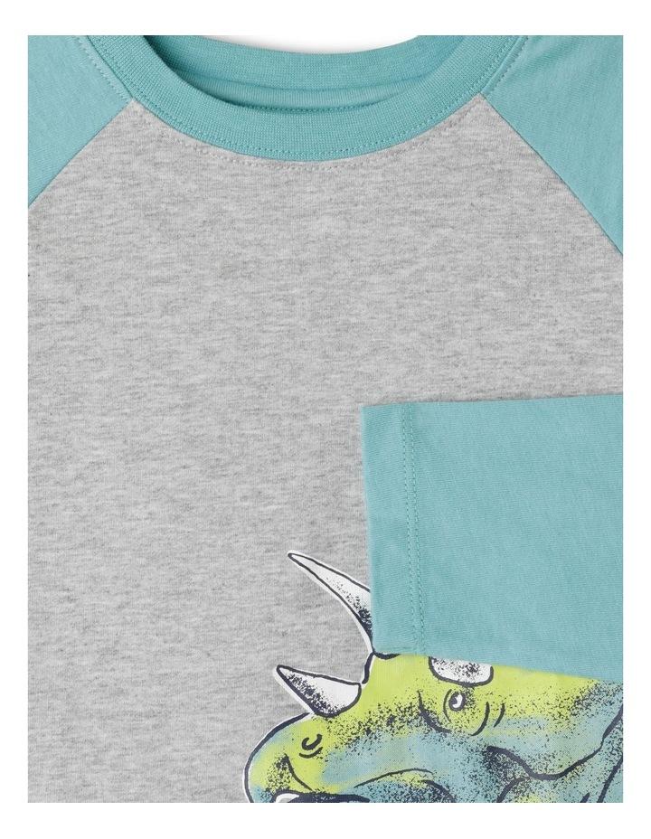 Triceratops Dino Pyjama Set image 3