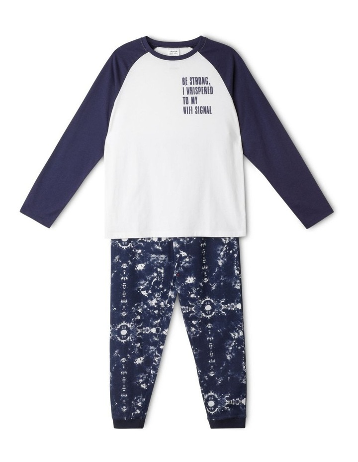 Tie Dye Pyjama Set image 1