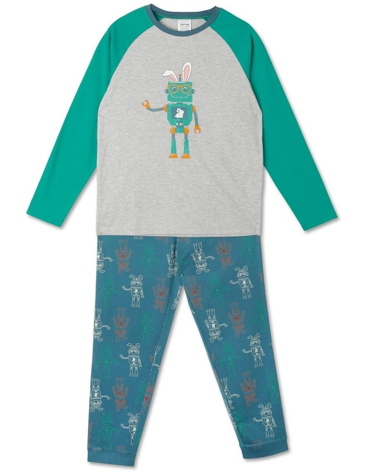 Robo Bunny Pyjama Set image 1