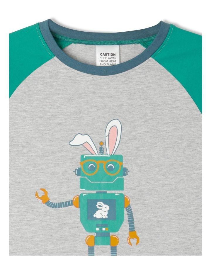 Robo Bunny Pyjama Set image 2